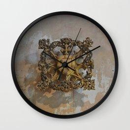 Medieval Flair Wall Clock