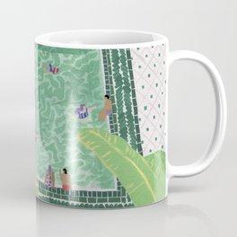 Green Riad Coffee Mug