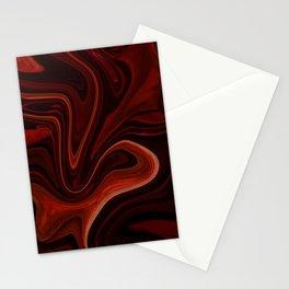 Liquefy Pattern Stationery Cards