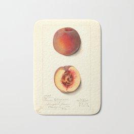 Peach - Lemon Cling Bath Mat