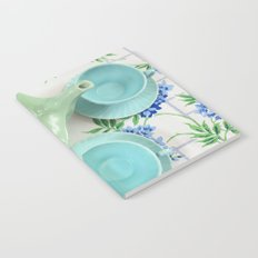 Tea for Two Notebook