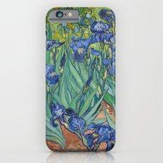 Irises by Vincent van Gogh iPhone 6s Slim Case