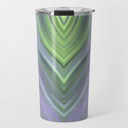 stripes wave pattern 3 cl Travel Mug