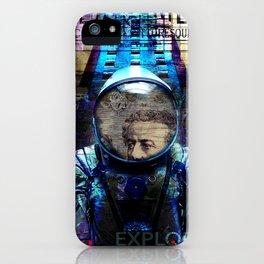EXPLORER iPhone Case