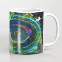 nirvana Mugs featuring Neurons to Nirvana by Archan Nair