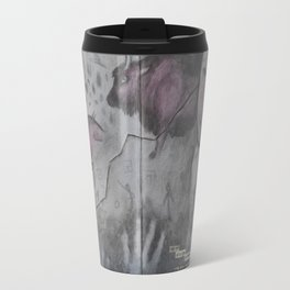 Traces and Remains Travel Mug