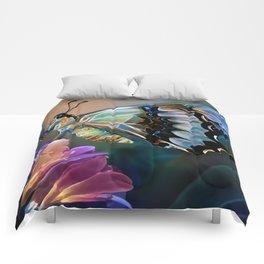 Surreal Beauty Comforters