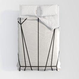White Corset Comforters