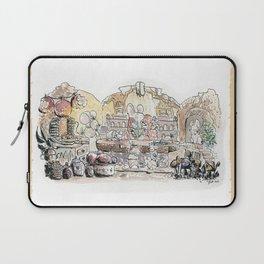 Thumbelina's house! Laptop Sleeve