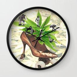 Juke Jam Wall Clock