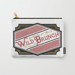 Wild Brunch Carry-All Pouch