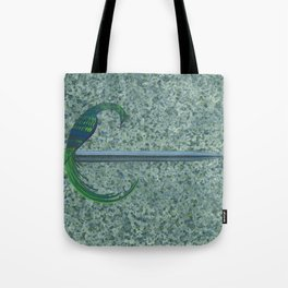 To the Hilt Tote Bag