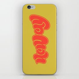 neway iPhone Skin