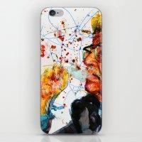 kurt rahn iPhone & iPod Skins featuring kurt by benjamin james