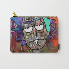 RICK SANCHEZ Carry-All Pouch