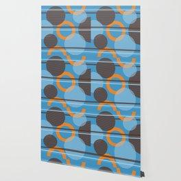 Navel Planets Wallpaper