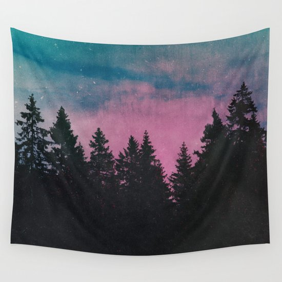 Breathe This Air Wall Tapestry