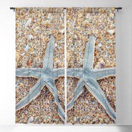 Starfish St Augustine Beach Blackout Curtain