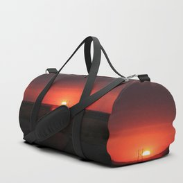 Sunset Highway Duffle Bag