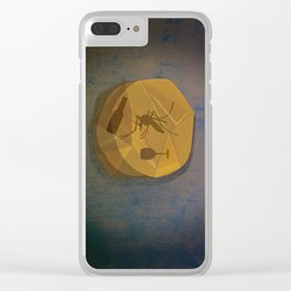 Jurassic Parkty Clear iPhone Case