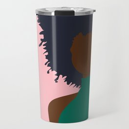 Thoughts of Pink Travel Mug