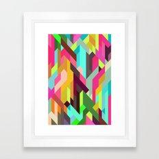 City 04. Framed Art Print