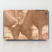 chicago bulls iPad Cases featuring Bulls Fight by Four Hands Art