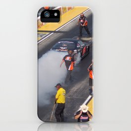 Smoking Rubber iPhone Case