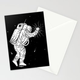 Knocking on heavens floor Stationery Cards