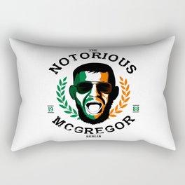 The Notorious Rectangular Pillow