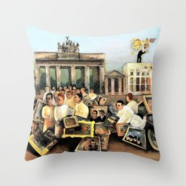 The great place - Digital Remastered Edition Throw Pillow