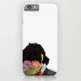 Son of Hades - Wilting iPhone Case