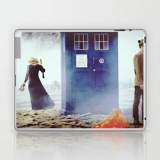 The doctor and his wife Laptop & iPad Skin