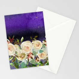 Flowers bouquet 81 Stationery Cards
