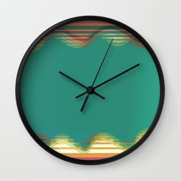 Cause I'm a Man Wall Clock