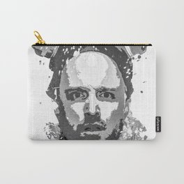 Breaking Bad, Jesse Pinkman splatter painting Carry-All Pouch