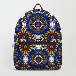 The Damascus pattern . Backpack