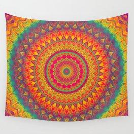 Mandala 507 Wall Tapestry