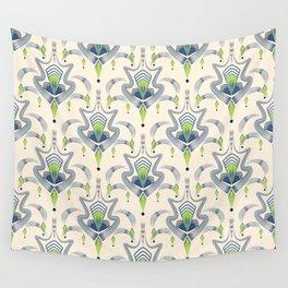 "Art Deco 34. ""Julia,"" Wall Tapestry"