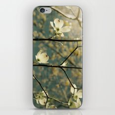 Spring tapestry iPhone & iPod Skin