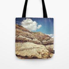 Striations Tote Bag