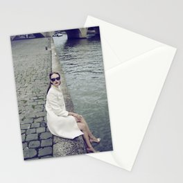 Paris Vintage 1 Stationery Cards