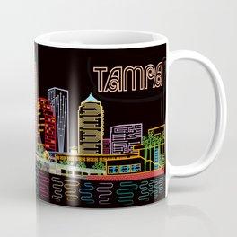 Tampa Circuit Coffee Mug