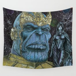 Thanos Wall Tapestry