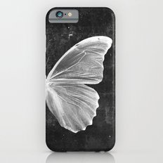 Butterfly in Black Slim Case iPhone 6s