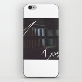Obey the lines iPhone Skin