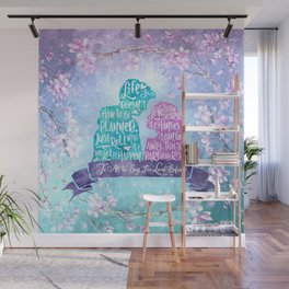 Life and Love According to Covinsky. To All the Boys I've Loved Before Wall Mural