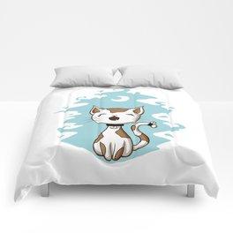 Singing Cat Comforters