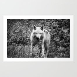 One With Nature Art Print