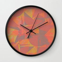Futura 2 Wall Clock